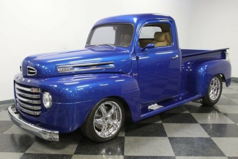 restomod 1949 Ford Pickup for sale