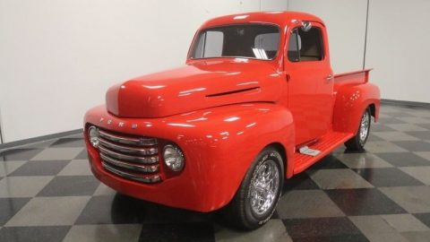 Slick Built custom 1949 Ford Pickup for sale