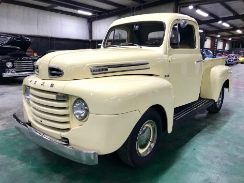 very nice 1949 Ford Pickup Flathead V8 vintage pickup for sale