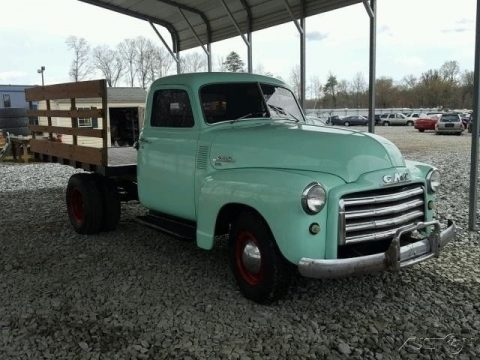 very nice 1949 GMC Full Size pickup for sale