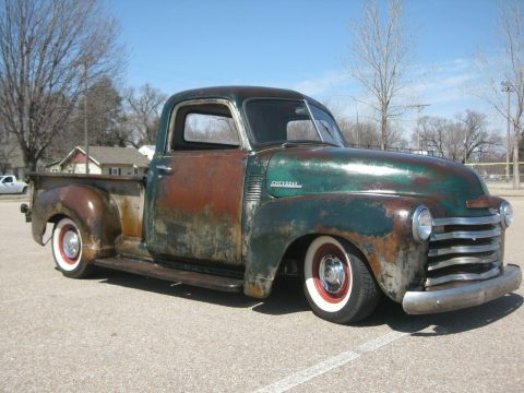 well customized 1949 Chevrolet Pickup for sale