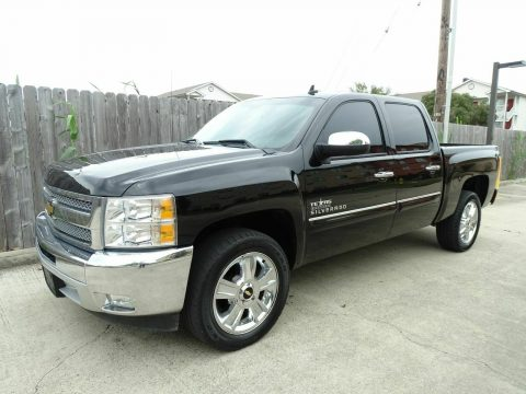 well equipped 2013 Chevrolet Silverado 1500 LT pickup for sale