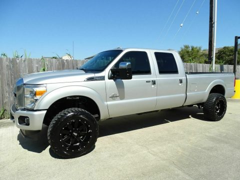 well equipped 2013 Ford F 350 Lariat pickup for sale