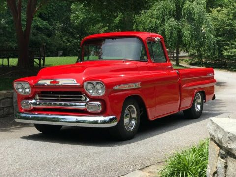 custom 1959 Chevrolet Pickup for sale