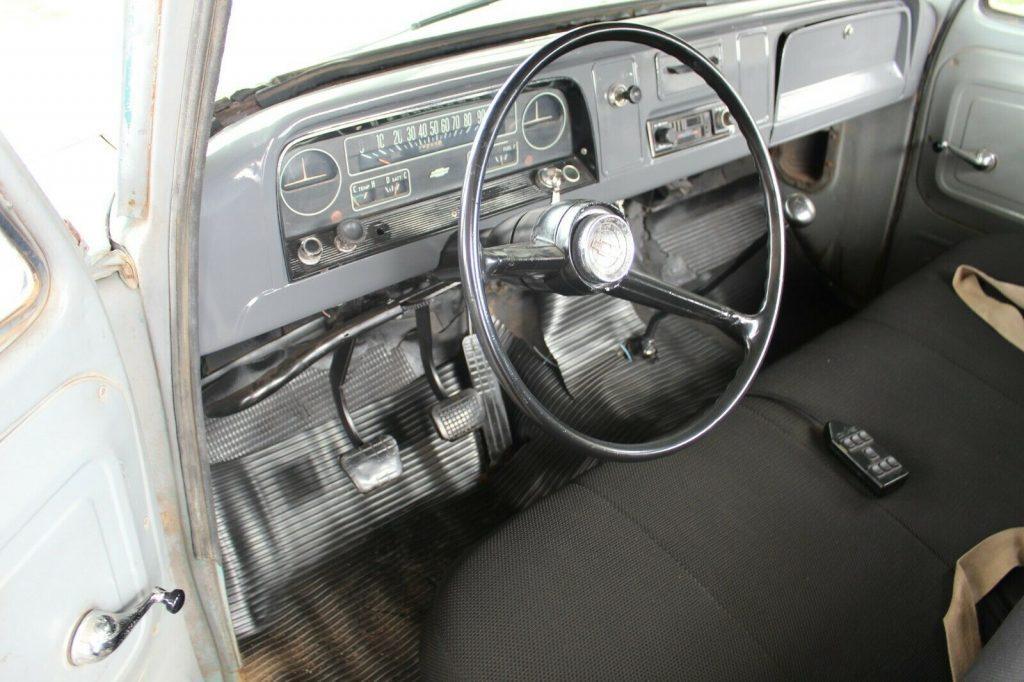 custom vintage 1965 Chevrolet C 10 Calico PATINA pickup