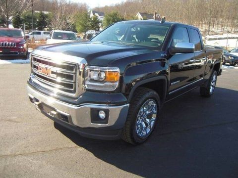 great runner 2014 GMC Sierra 1500 SLT pickup for sale