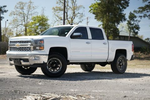 loaded 2014 Chevrolet Silverado 1500 LTZ pickup for sale