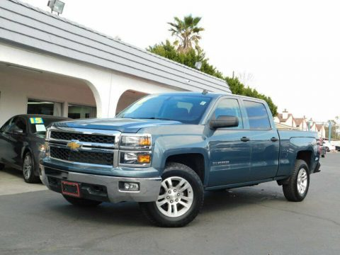 loaded 2014 Chevrolet Silverado 1500 pickup for sale