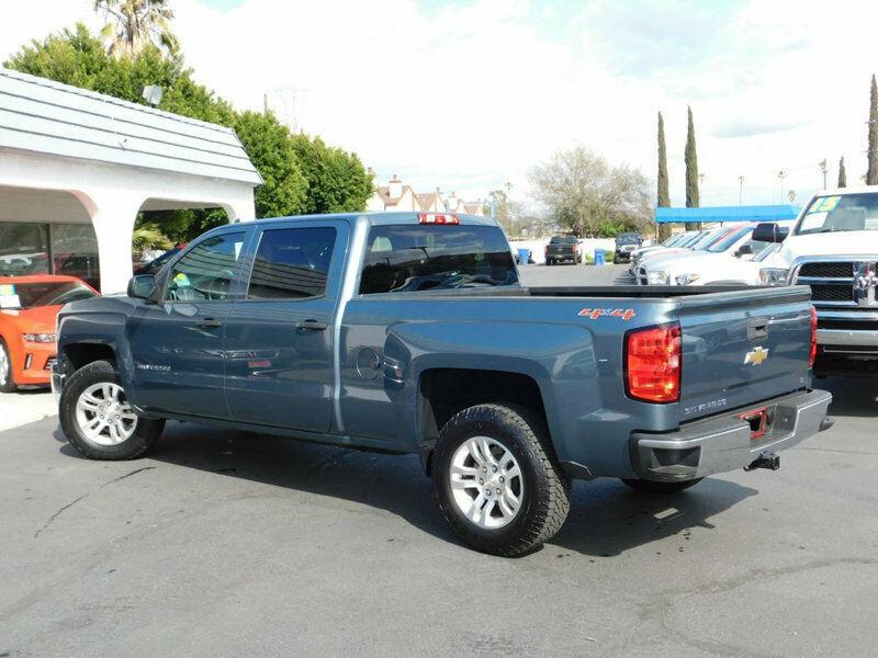 loaded 2014 Chevrolet Silverado 1500 pickup