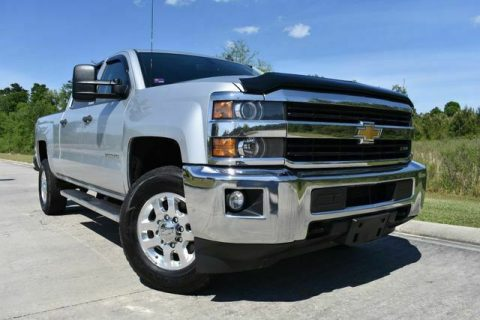 very nice 2015 Chevrolet Silverado 2500 LT pickup for sale