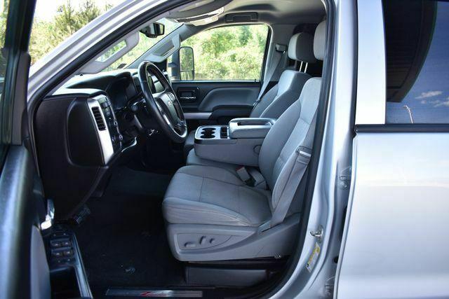 very nice 2015 Chevrolet Silverado 2500 LT pickup