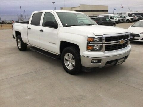 well equipped 2014 Chevrolet Silverado 1500 LT pickup for sale