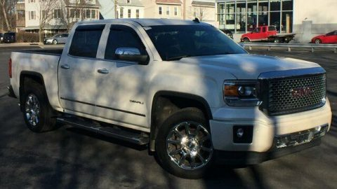 well equipped 2014 GMC Sierra 1500 Denali pickup for sale