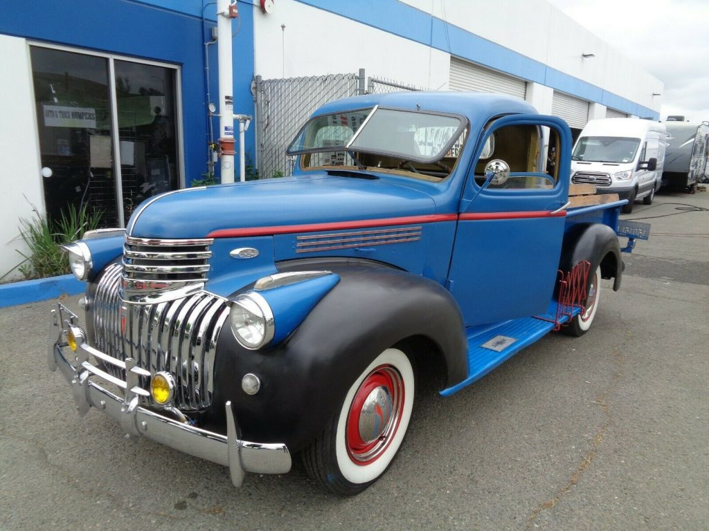 beautiful 1941 Chevrolet Pickup