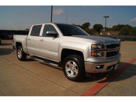 loaded 2015 Chevrolet Silverado 1500 LT pickup for sale