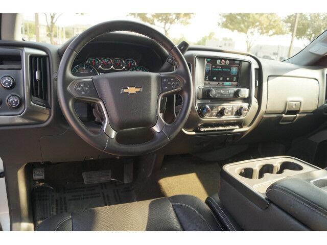 loaded 2015 Chevrolet Silverado 1500 LT pickup