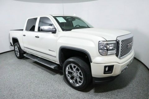 loaded 2015 GMC Sierra 1500 pickup for sale
