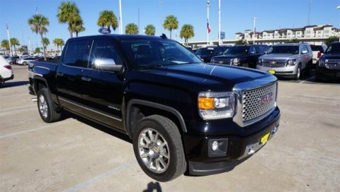 low mileage 2015 GMC Sierra 1500 Denali pickup for sale