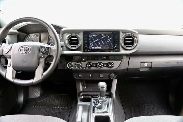 low miles 2016 Toyota Tacoma TRD pickup