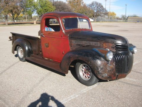 modified 1941 Chevrolet Pickup for sale