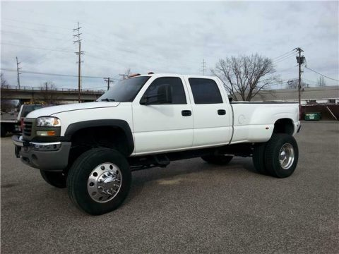 new parts 2007 GMC Sierra 3500 pickup for sale