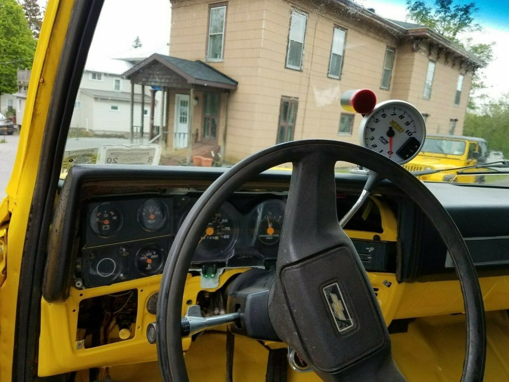 restored 1985 Chevrolet C/K Pickup 2500 K10 pickup
