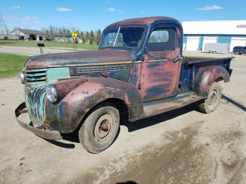 solid project 1941 Chevrolet Pickup for sale