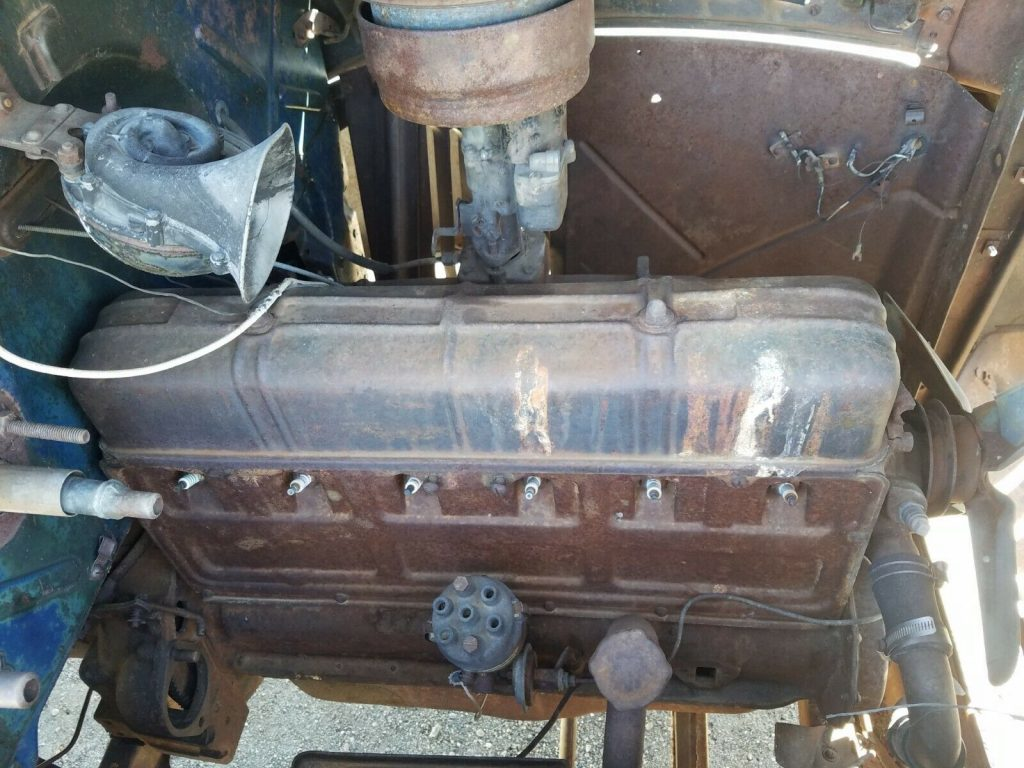 solid project 1941 Chevrolet Pickup