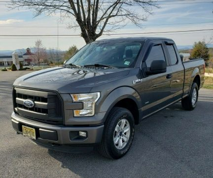 Sport Package 2015 Ford F 150 XL pickup for sale