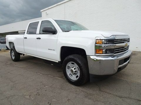 strong 2015 Chevrolet Silverado 2500 pickup for sale