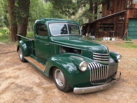 vintage 1941 Chevrolet Pickup