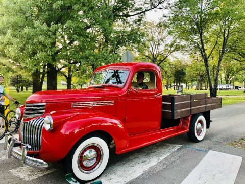vintage 1942 Chevrolet 1/2 Ton Pickup for sale