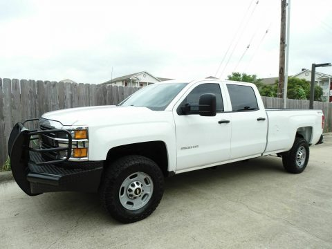well equipped 2015 Chevrolet Silverado 2500 pickup for sale