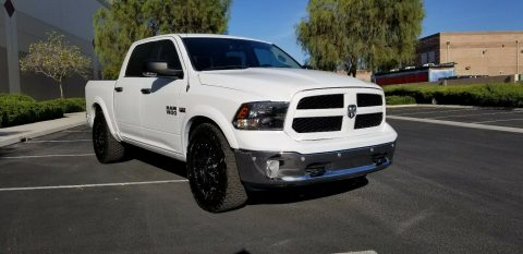 well equipped 2015 Ram 1500 pickup for sale