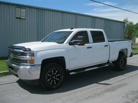 amazing shape 2016 Chevrolet Silverado 2500 pickup for sale