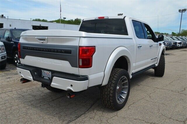 brand new 2019 Ford F 150 Lariat pickup