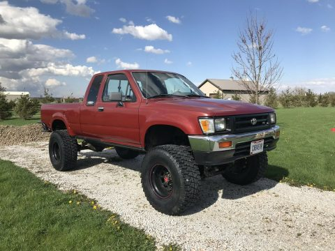 dependable 1994 Toyota Hilux Pickup for sale