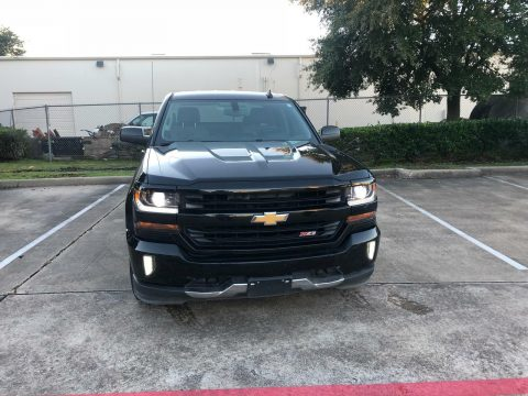 excellent shape 2016 Chevrolet Silverado 1500 Z71 pickup for sale