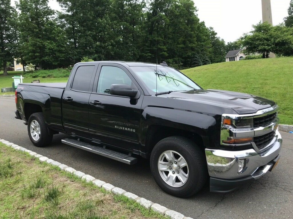 great shape 2016 Chevrolet Silverado 1500 LT pickup