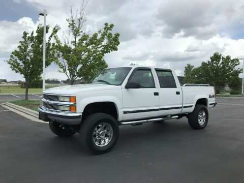 loaded 2000 Chevrolet C/K 2500 Silverado pickup for sale
