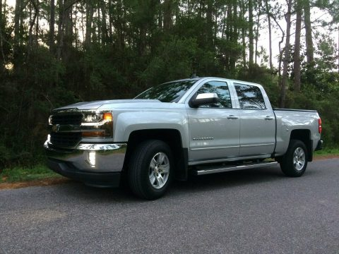 low mileage 2016 Chevrolet Silverado 1500 LT pickup for sale