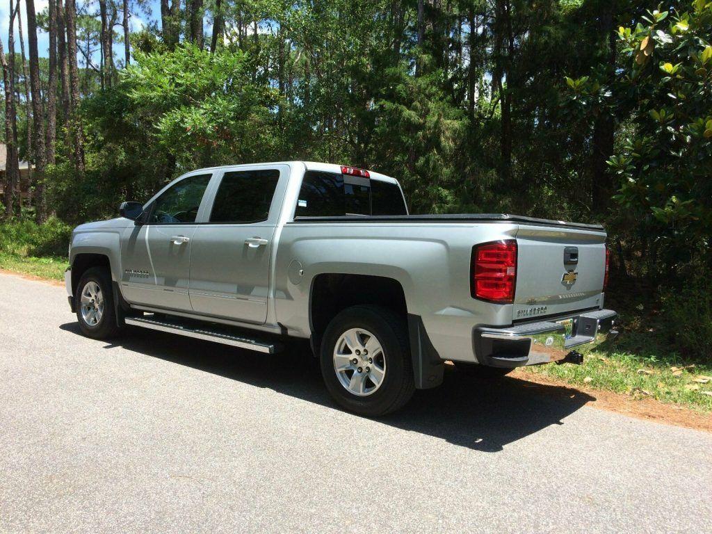 low mileage 2016 Chevrolet Silverado 1500 LT pickup