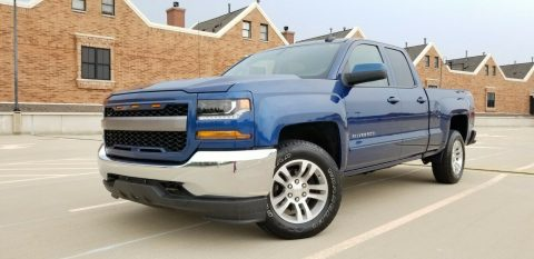 low miles 2016 Chevrolet Silverado 1500 LT pickup for sale