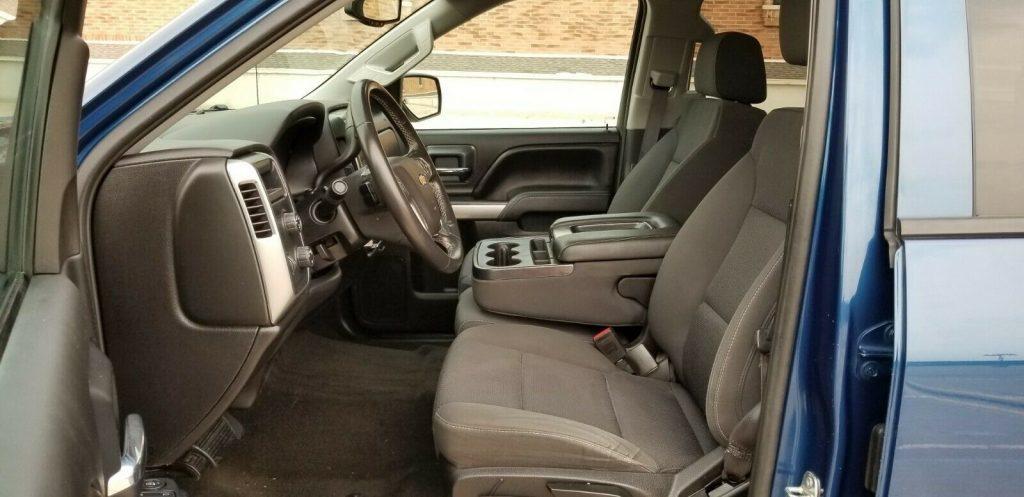 low miles 2016 Chevrolet Silverado 1500 LT pickup