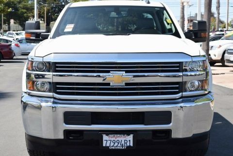 low miles 2016 Chevrolet Silverado 2500 HD pickup for sale