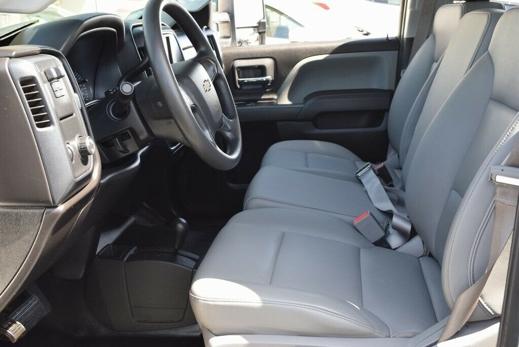 low miles 2016 Chevrolet Silverado 2500 HD pickup