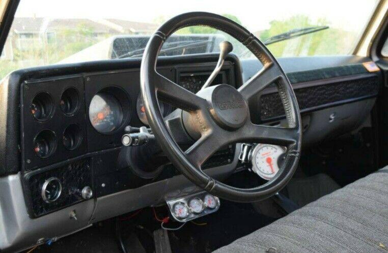 new parts 1985 Chevrolet C 10 1/2 Ton Stepside pickup