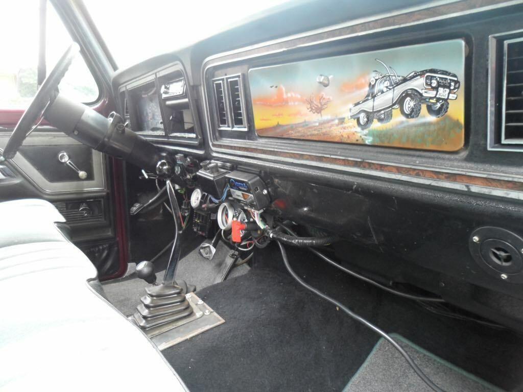 Outstanding 1979 Ford F 150 Ranger Lariat pickup