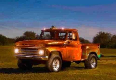 rat rod 1965 Chevrolet Stepside Pickup for sale
