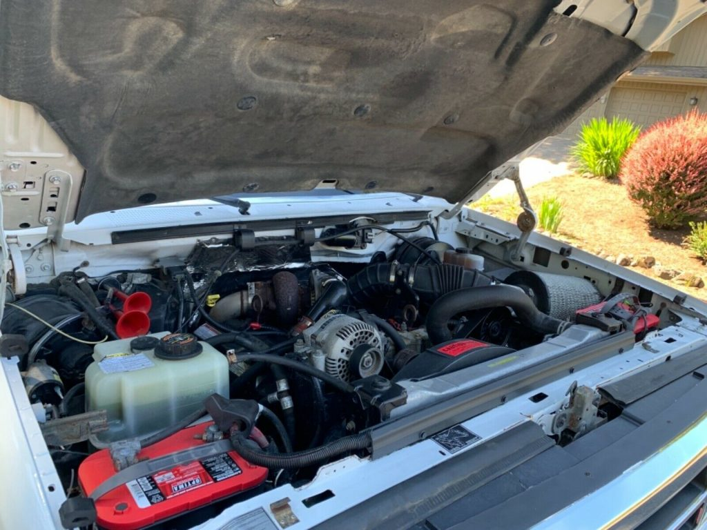 reliable 1997 Ford F 350 pickup